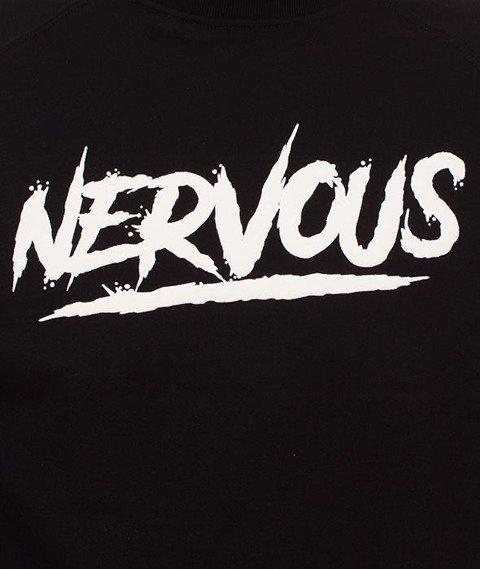 Nervous-Scratch Bluza Czarna