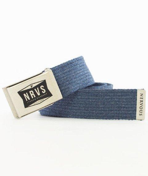 Nervous-Shop Pasek Grey/Silver