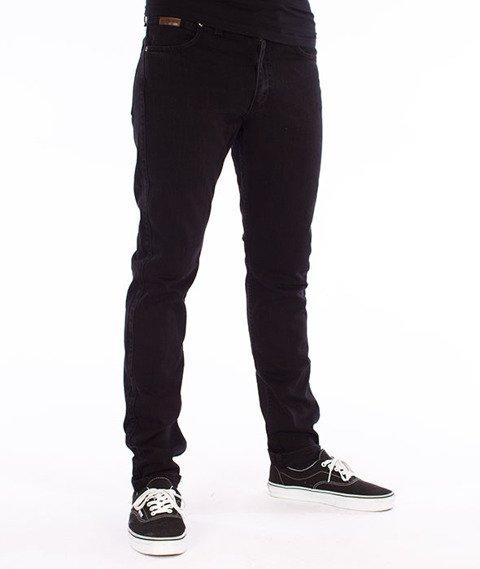 Nervous-Sp18 Classic Spodnie Jeansowe Black