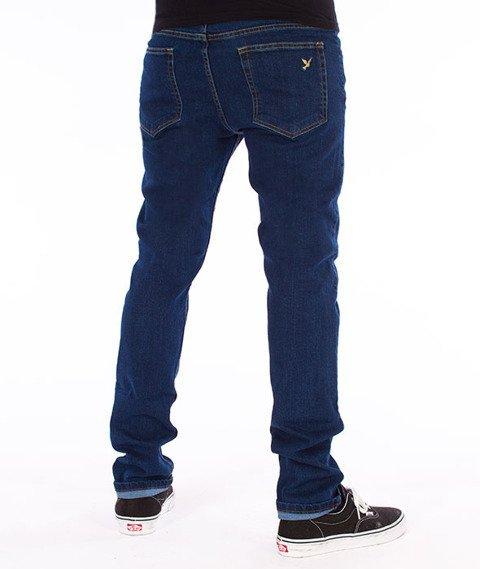 Nervous-Sp18 Classic Spodnie Jeansowe Blue