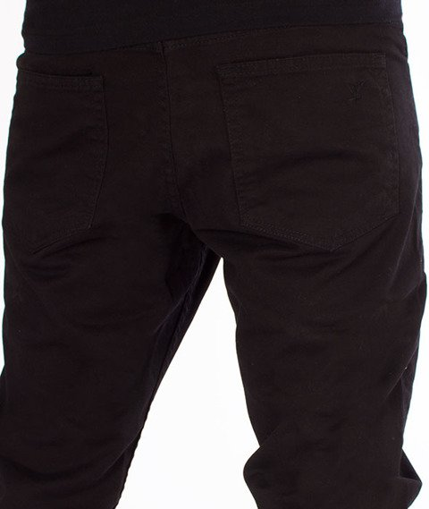 Nervous-Spodnie Turbostretch CT Sp18 Black