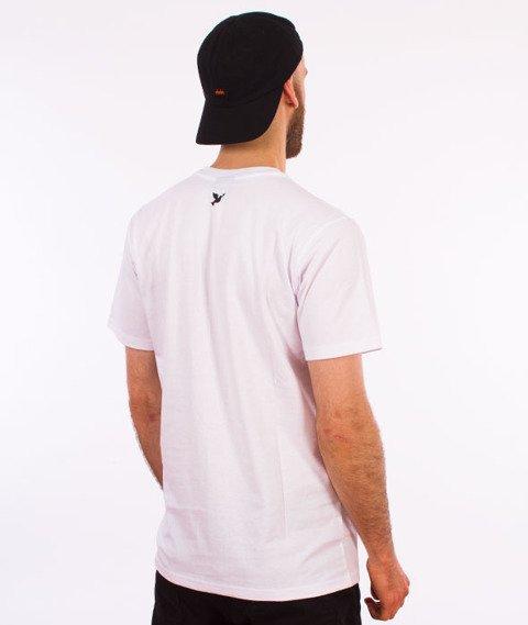 Nervous-Wire F17 T-shirt Biały