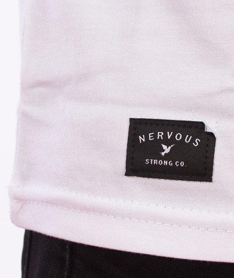 Nervous-Wrath T-Shirt Biały