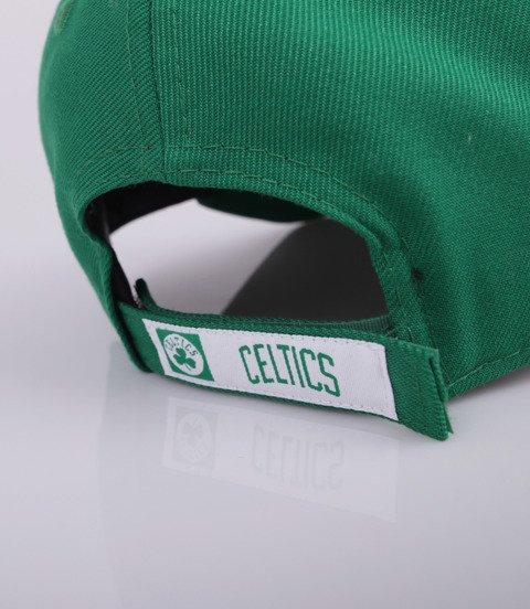 New Era BOSTON CELTICS NBA Team 9Forty Czapka z Daszkiem Zielony