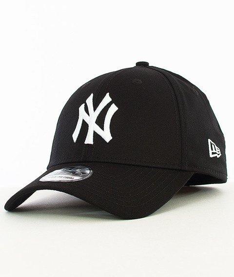 New Era-Basic New York Yankees Czapka z Daszkiem Czarna