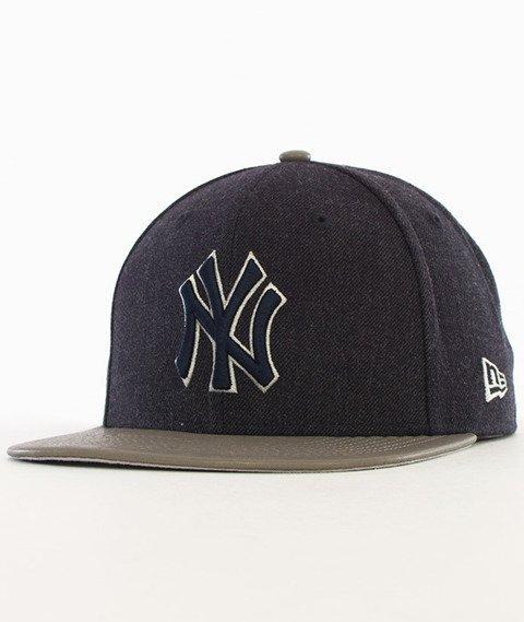 New Era-Heather Mix New York Yankees Snapback Neyyan