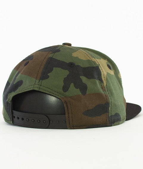 New Era-LA Lakers NBA Camo 9Fifty Snapback Czapka Camo
