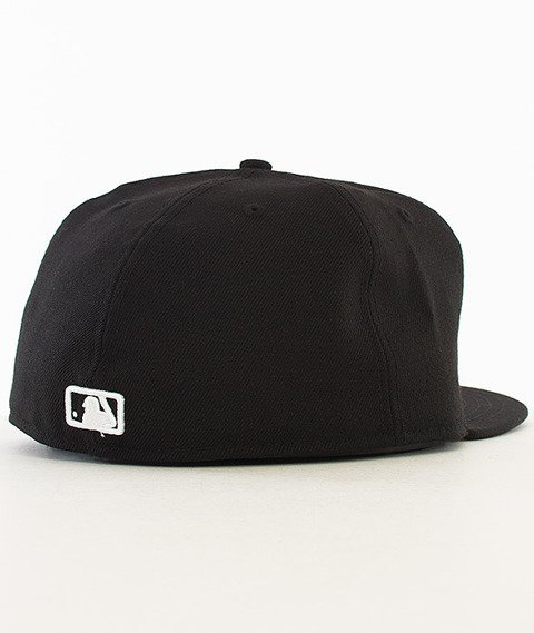 New Era-MLB Classic Los Angeles Dogers Fitted Cap Black