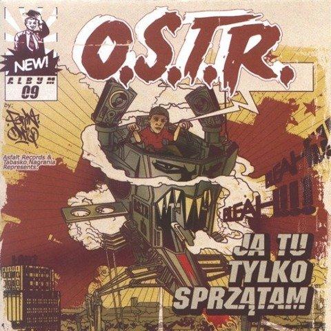 O.S.T.R.-Ja tu tylko sprzątam CD