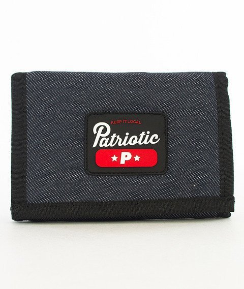 Patriotic-Base Portfel Jeans