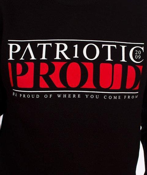 Patriotic-Beproud BKL Bluza Czarna