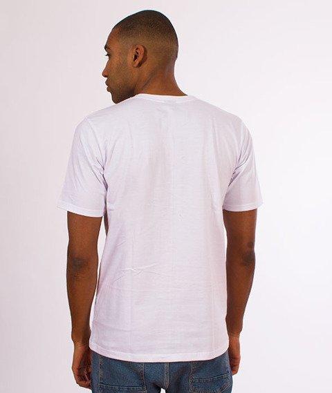 Patriotic-Beproud T-shirt Biały
