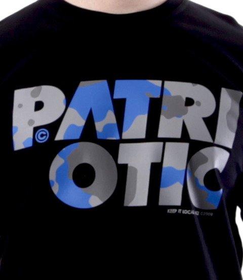 Patriotic-CLS Camo T-shirt Czarny