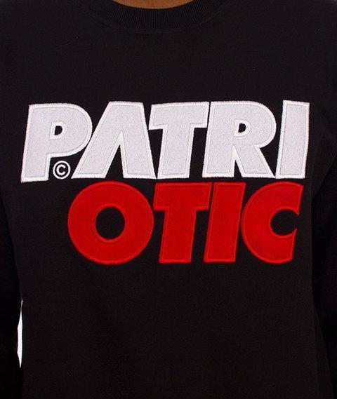 Patriotic-CLS Filc Bluza Czarna