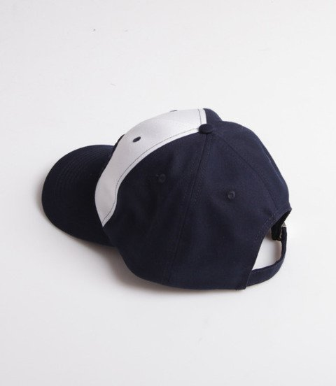 Patriotic CLS Haft Baseball Czapka Granatowy/Biały