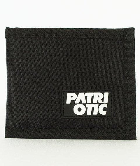 Patriotic-CLS New Portfel Czarny