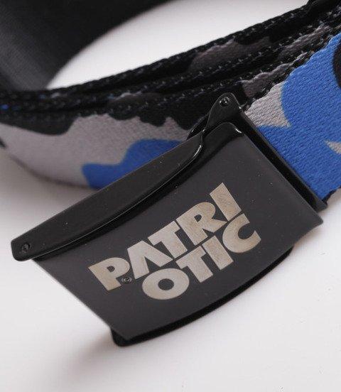 Patriotic-CLS Pasek Blue Camo