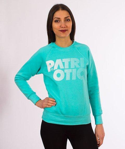 Patriotic-CLS Shade Bluza Damska Miętowa