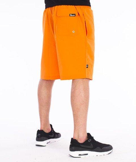 Patriotic-CLS Spodnie Krótkie Pomarańczowe