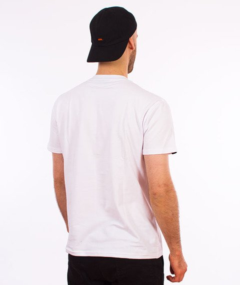 Patriotic-CLS T-shirt Biały