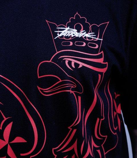 Patriotic-Eagle Shadow T-shirt Czarny