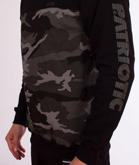 Patriotic-F Shade BKL Bluza Czarna/Grey Camo
