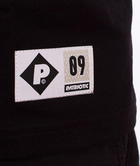 Patriotic-FF Box T-shirt Czarny