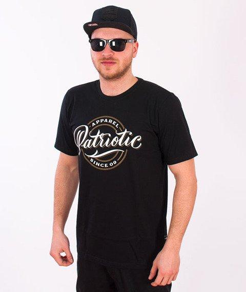 Patriotic-Herb T-shirt Czarny