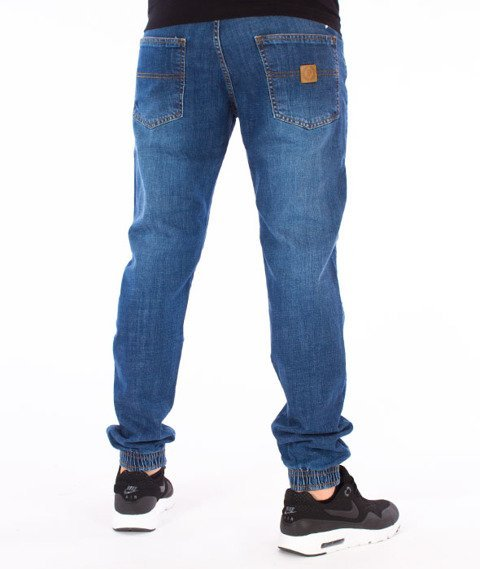 Patriotic-Jeans Jogger Spodnie Light Blue