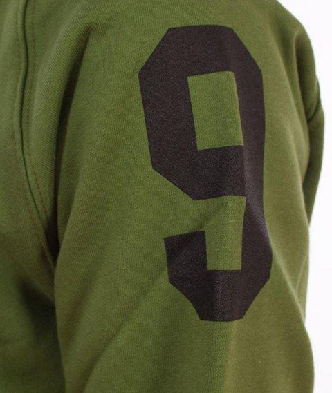 Patriotic-Laur Bluza Kaptur Zielona