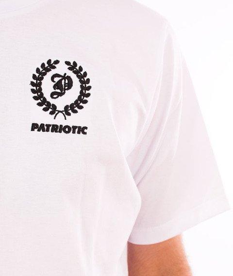Patriotic-Laur Mini T-shirt Biały