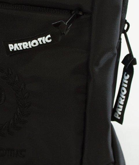 Patriotic-P Laur Mini Nylon Listonoszka Czarna