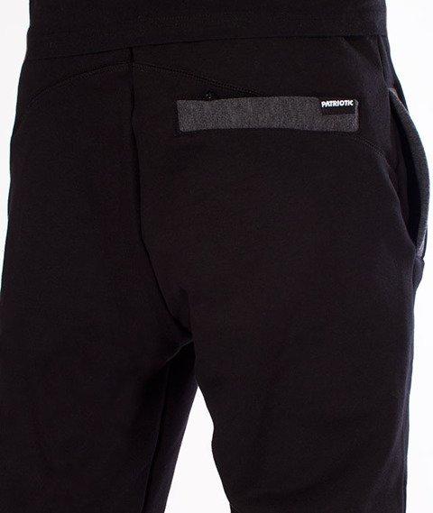 Patriotic-P Laur Mini Spodnie Dresowe Czarne