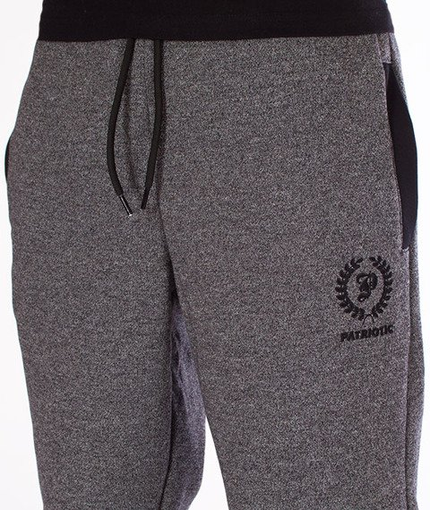 Patriotic-P Laur Mini Spodnie Dresowe Melanż