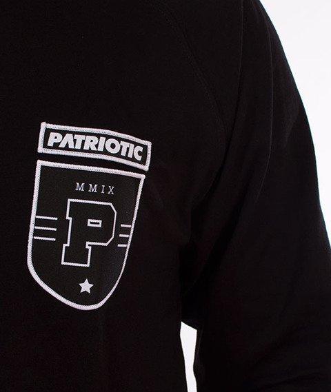 Patriotic-P Shield Longsleeve Czarny