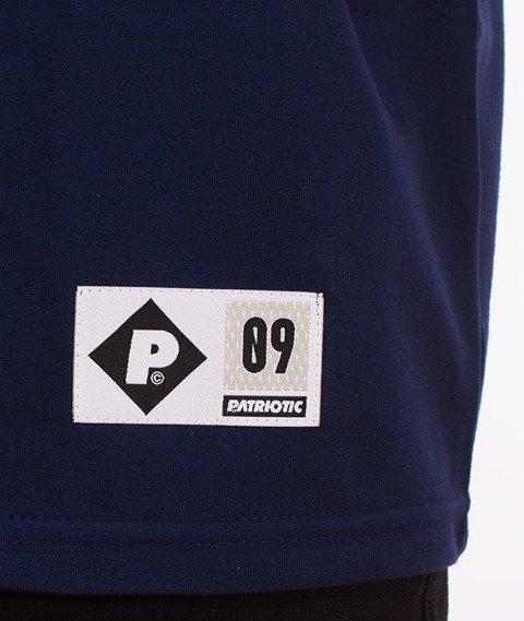 Patriotic-Rab Tag T-shirt Granatowy/Biały/Czerwony
