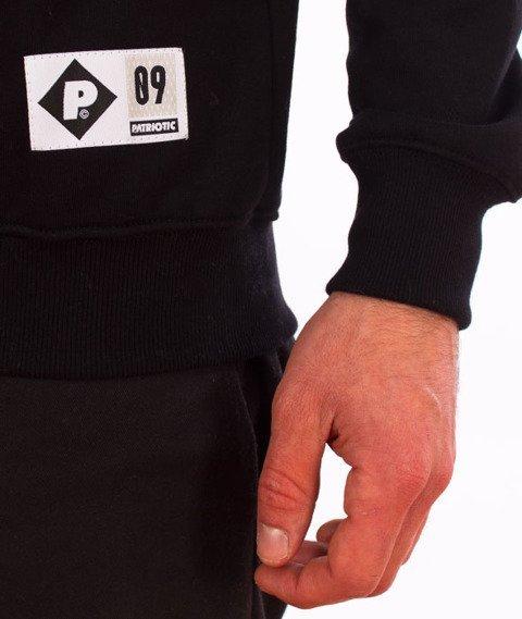 Patriotic-Tag Shoulder BKL Bluza Czarny/Melanż