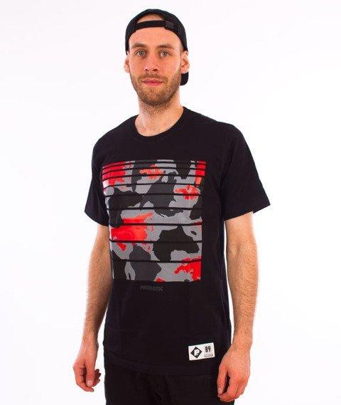 Patriotic-World Camo T-shirt Czarny
