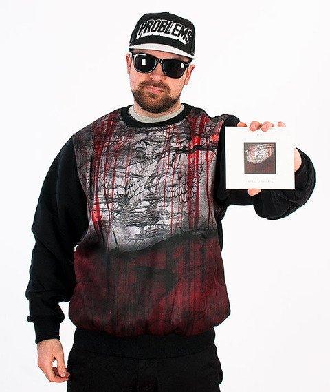Pihszou-Śmierć Bluza Czarna/Multikolor + CD