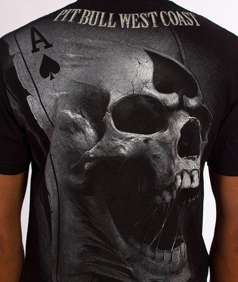 Pit Bull West Coast-Ace of Spades'18 T-Shirt Czarny