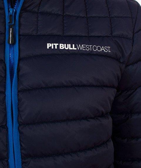 Pit Bull West Coast-Atherton Kurtka Granatowa