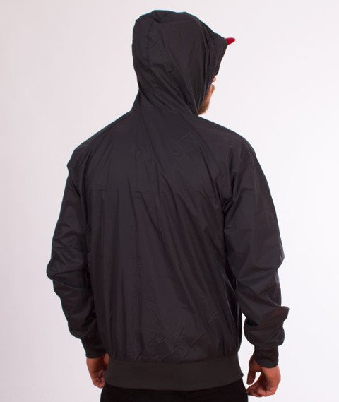 Pit Bull West Coast-Athletic 7 Jacket Kurtka Anthracite