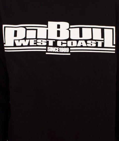 Pit Bull West Coast-Boxing Crewneck Bluza Czarna