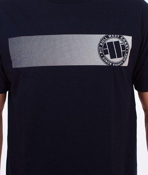 Pit Bull West Coast-Casino T-Shirt Granatowy