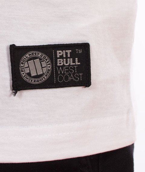 Pit Bull West Coast-Classic Boxing T-Shirt White