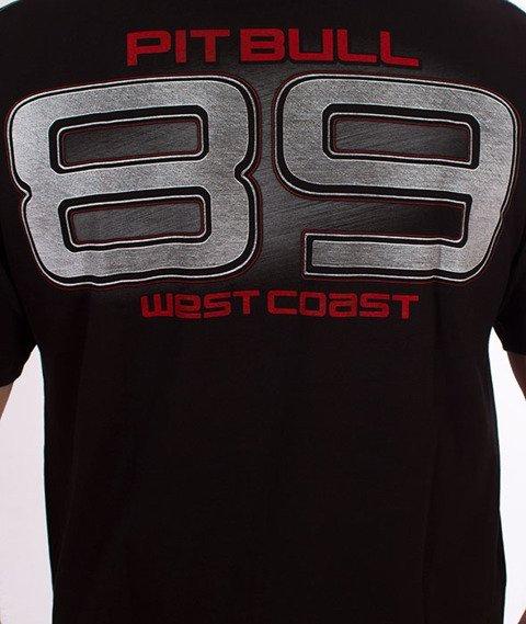Pit Bull West Coast-Eighty Nine T-Shirt Czarny