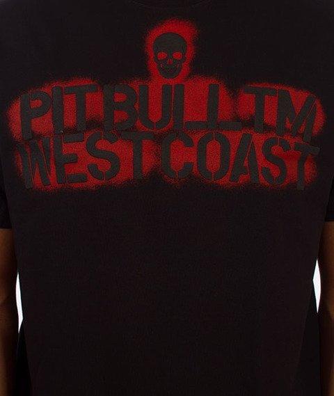Pit Bull West Coast-Merciless T-Shirt Czarny