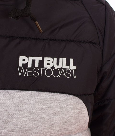 Pit Bull West Coast-Tamarand Kurtka Black/Grey