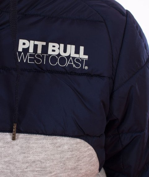 Pit Bull West Coast-Tamarand Kurtka Dark Navy/Grey