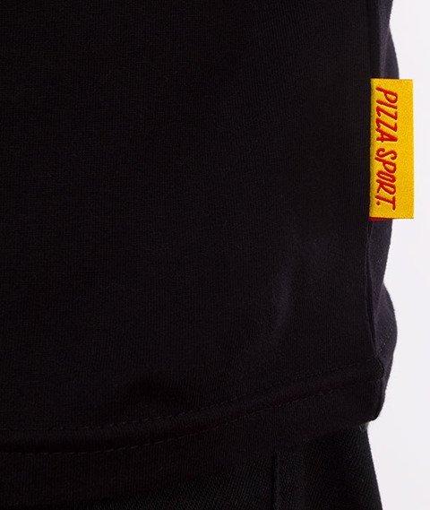 Pizza Sport-T-Shirt Czarny